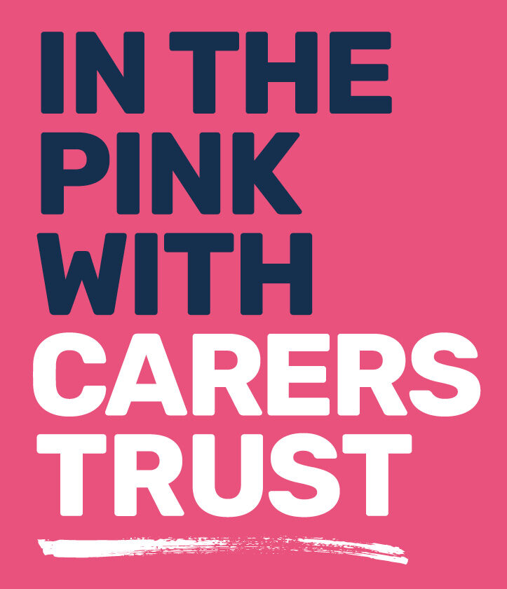 In The Pink With Carers Trust