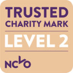 trusted charity mark logo